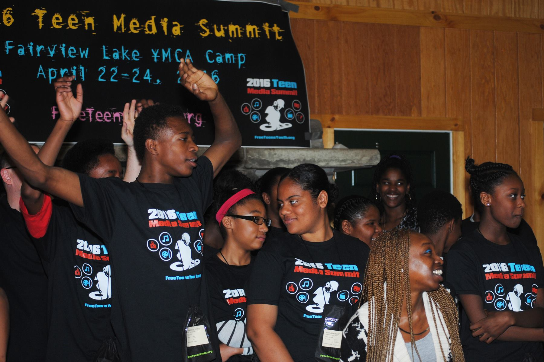 Teen Media Summit 2016 - Free Teens Youth - Changing Minds, Transforming Lives
