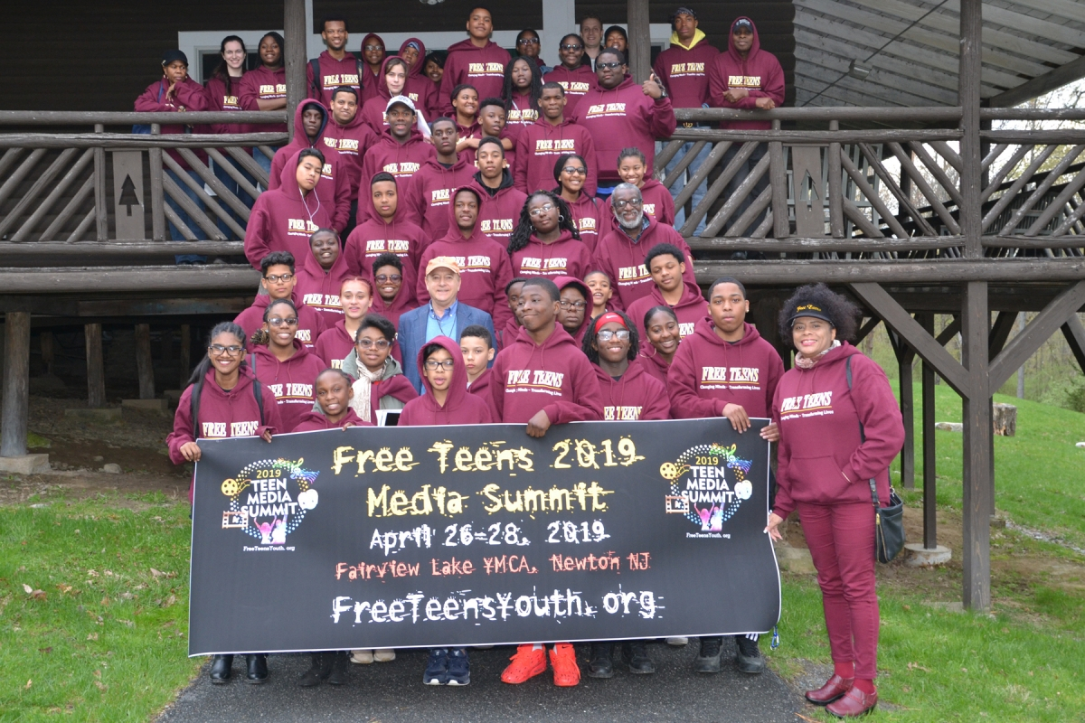 Teen Media Summit 2019 - Free Teens Youth - Changing Minds, Transforming Lives