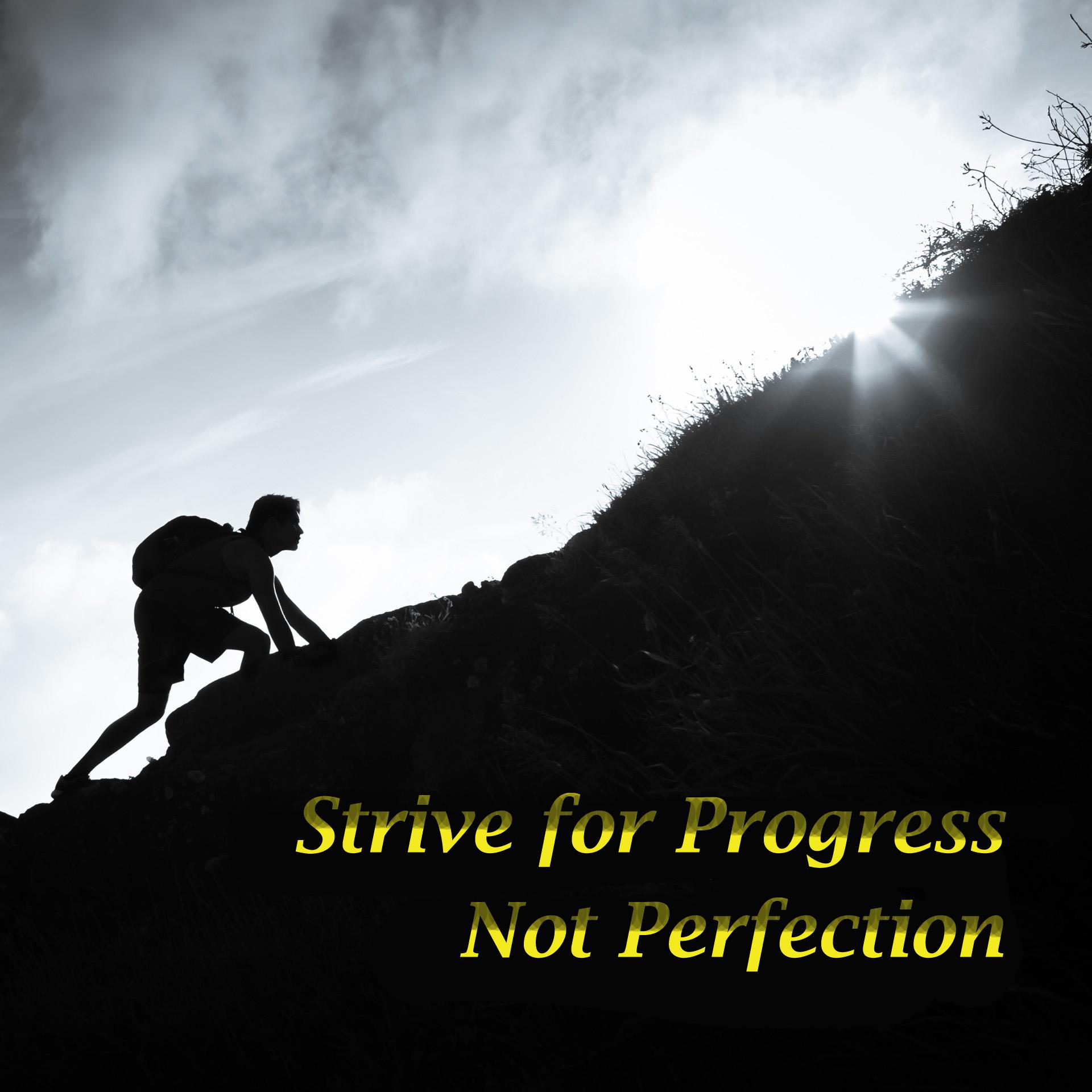 Progress not Perfect-Lucida Demibold Italic